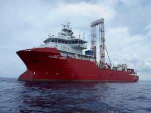 Geotechnical Vessel